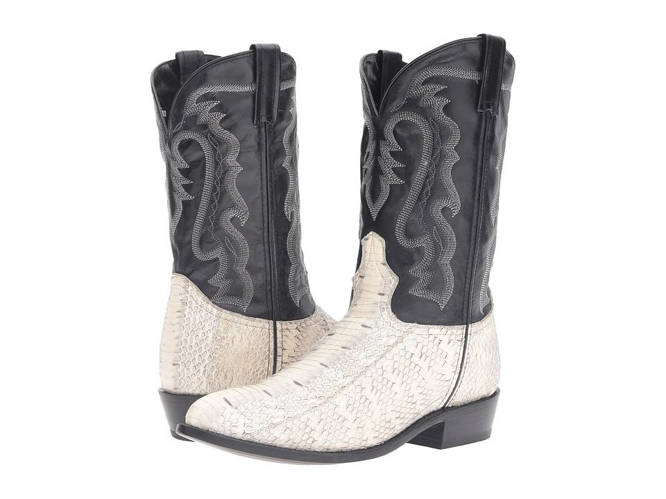 Laredo - Tucker (Black) Cowboy Boots