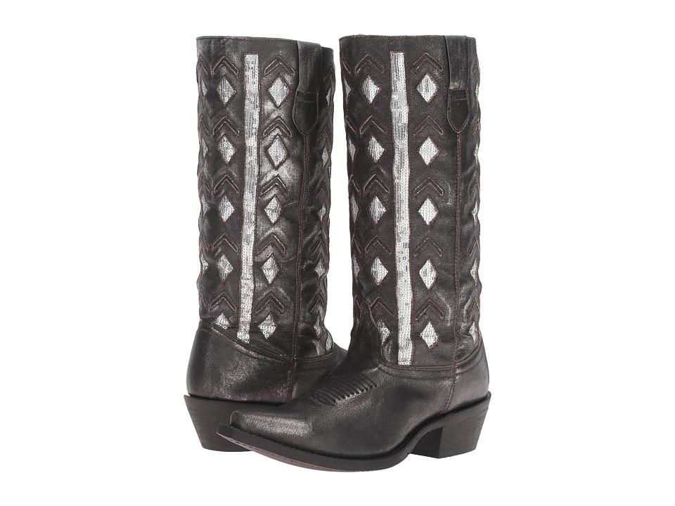 Laredo Diamond (Black) Cowboy Boots