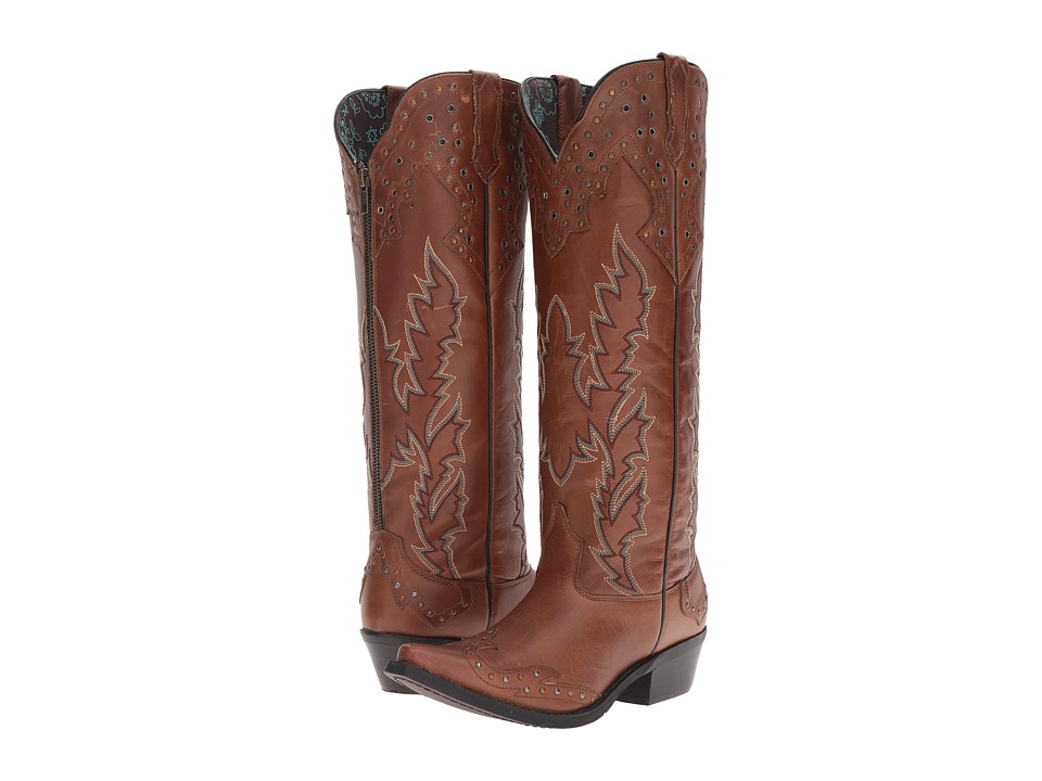 Laredo Mysterious (Brown) Cowboy Boots