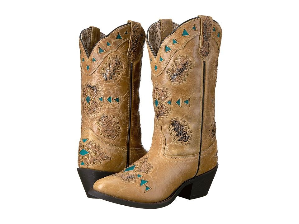 Laredo Emery (Brown) Cowboy Boots