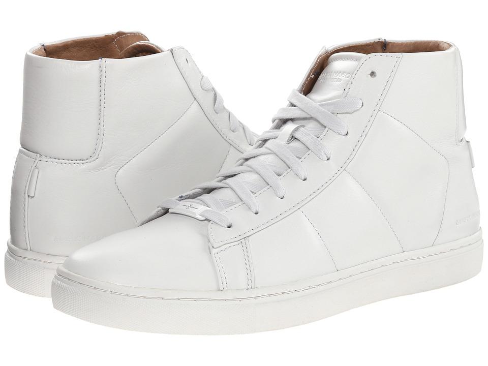 Mark Nason - Culver (White) Men's Lace Up Cap Toe Shoes