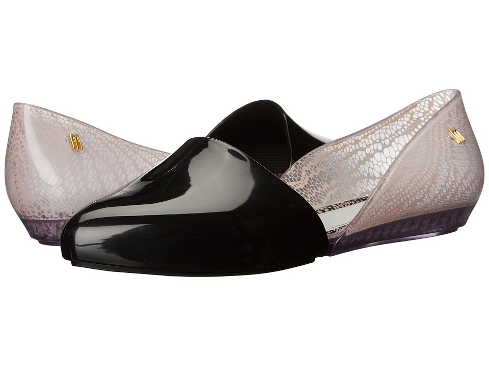 Melissa Shoes - JW + Christy (Clear Pink) Women's Shoes