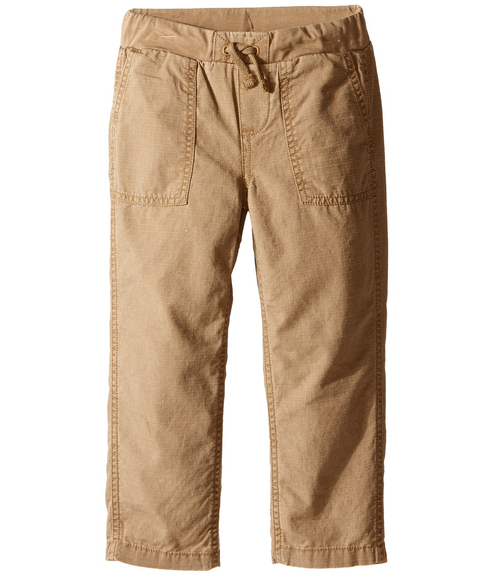 Polo Ralph Lauren Kids - Ripstop Jogger Pants (Toddler) (Potomas Tan) Boy's Casual Pants