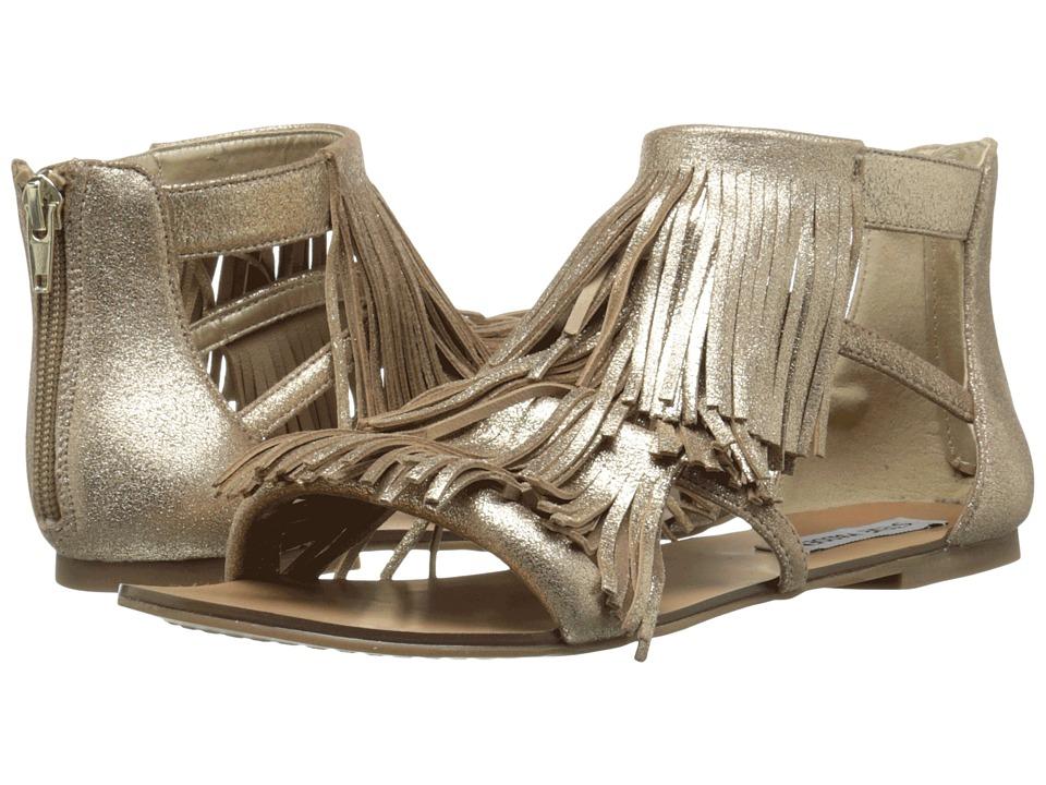 Steve Madden - Favorit (Gold Leather) Women's Sandals