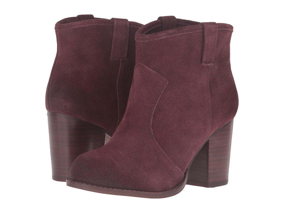 Splendid Lakota (Dark Wine Suede) Women