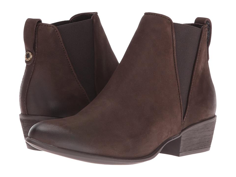 Steve Madden - Neoma (Brown Nubuck) Women's Pull-on Boots