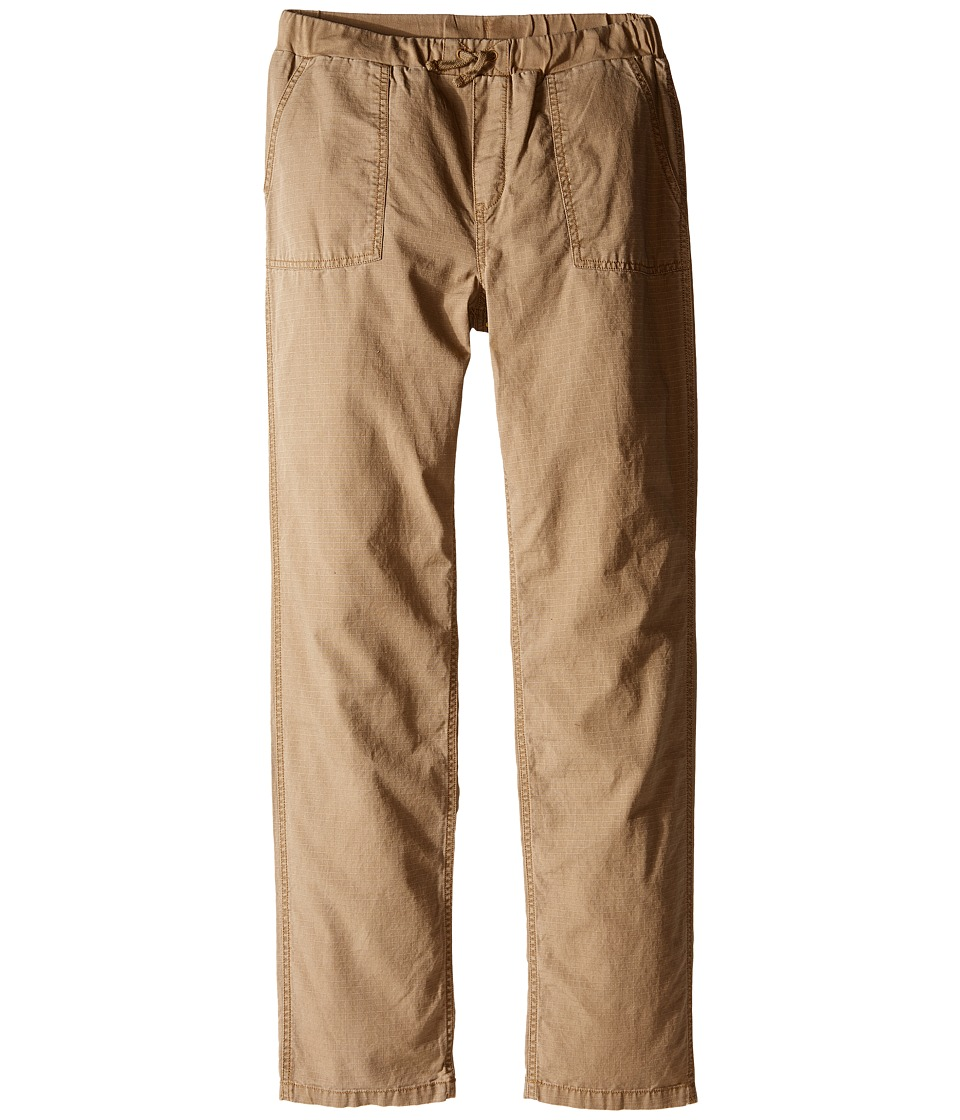 Polo Ralph Lauren Kids - Ripstop Jogger Pants (Big Kids) (Potomas Tan) Boy's Casual Pants