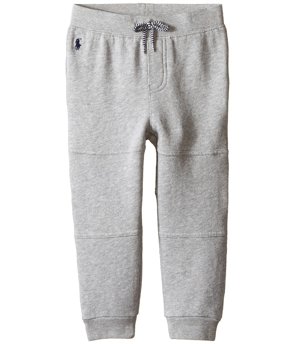 Ralph Lauren Baby - Atlantic Terry Knit Pants (Infant) (Andover Heather) Boy's Casual Pants