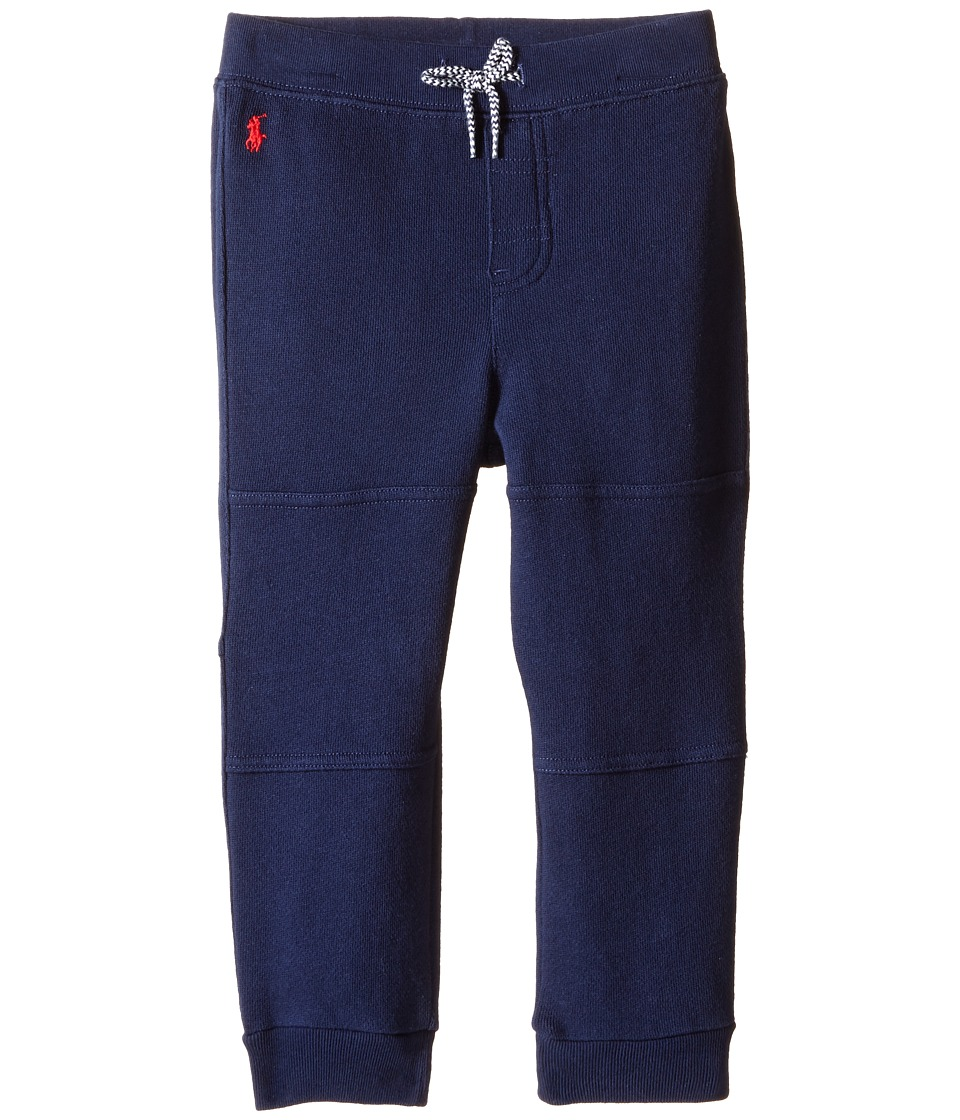 Ralph Lauren Baby - Atlantic Terry Knit Pants (Infant) (Oxford Navy) Boy's Casual Pants