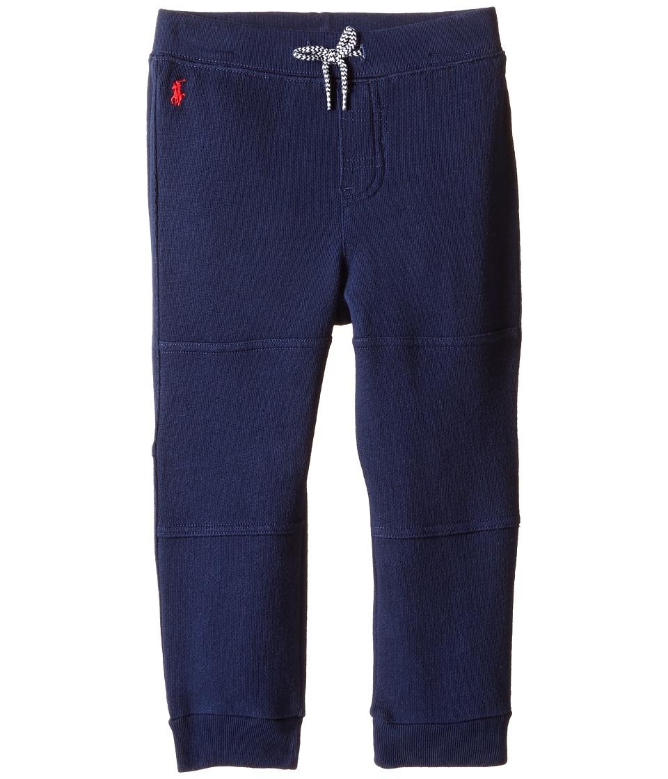 Ralph Lauren Baby - Atlantic Terry Knit Pants (Infant) (Oxford Navy) Boy's Casual Pants