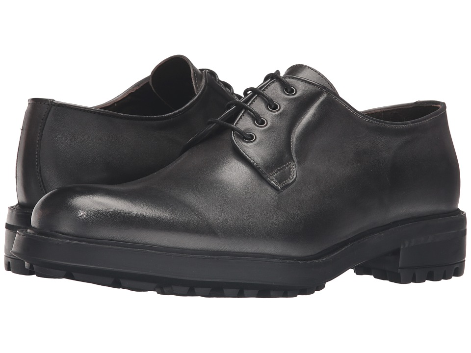 Kenneth Cole Black Label - Sound Logic (Grey) Men's Shoes