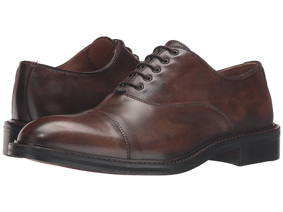 Kenneth Cole Black Label - Two Fold (Brown) Men's Shoes