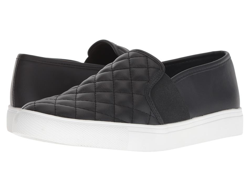 Steve Madden - Ennore (Black) Women's Flat Shoes