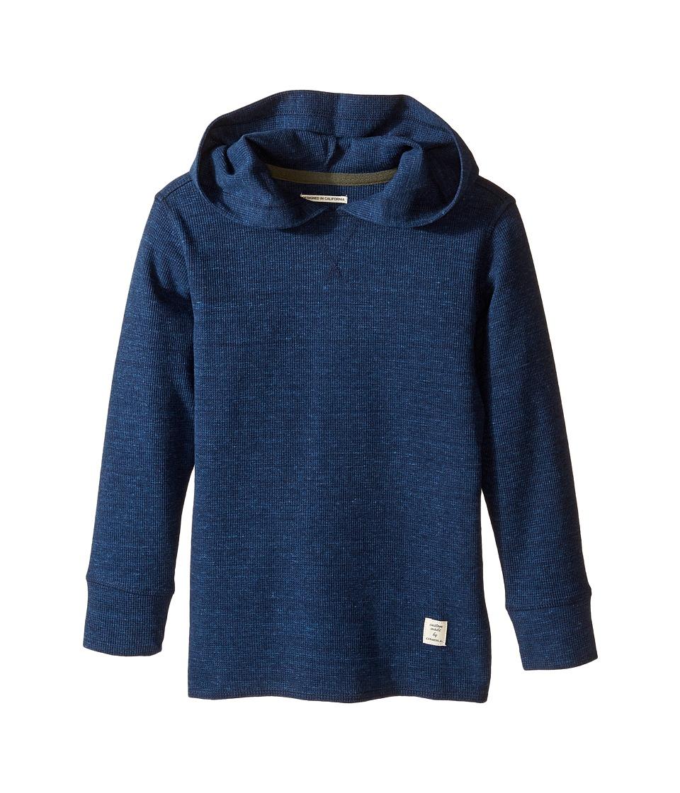 O'Neill Kids - Hinkley Pullover (Little Kids) (Navy) Boy's Long Sleeve Pullover