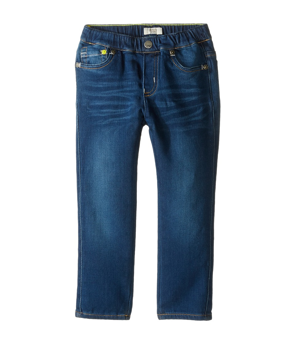 Armani Junior - Blue Denim in Denim Indaco (Infant) (Denim Indaco) Boy's Jeans
