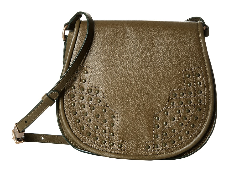 Foley & Corinna - Stevie Saddle Bag (Moss) Bags