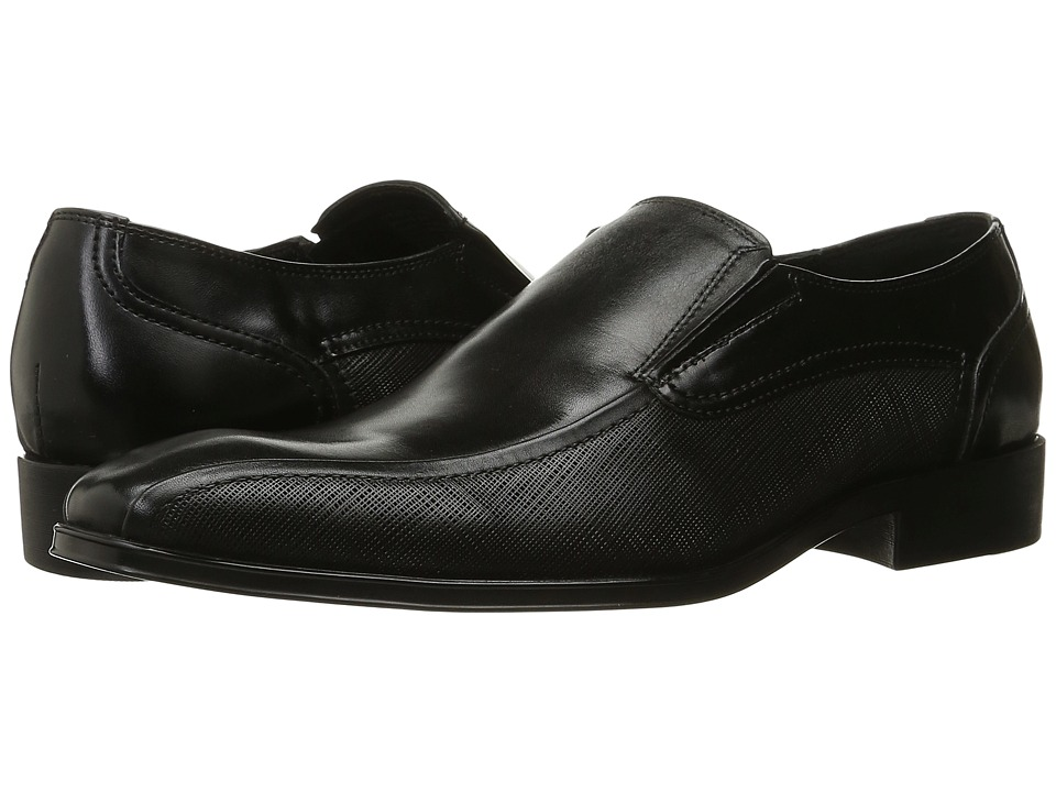 Kenneth Cole Reaction - Other Half (Black) Men's Slip on Shoes