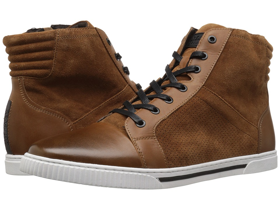 Kenneth Cole Reaction - Fence Around (Rust) Men's Lace-up Boots