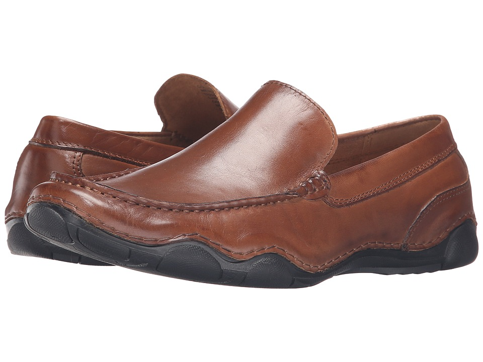 Kenneth Cole Reaction - College Tour (Cognac) Men's Slip on Shoes