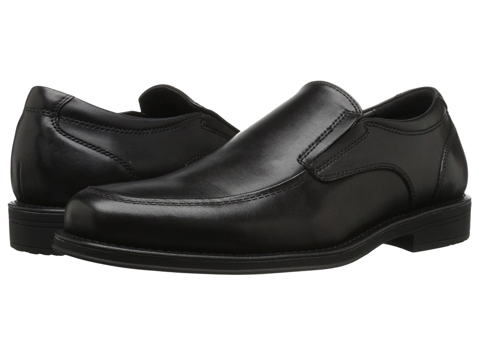 Kenneth Cole Reaction - Hand Picked (Black) Men's Slip on Shoes
