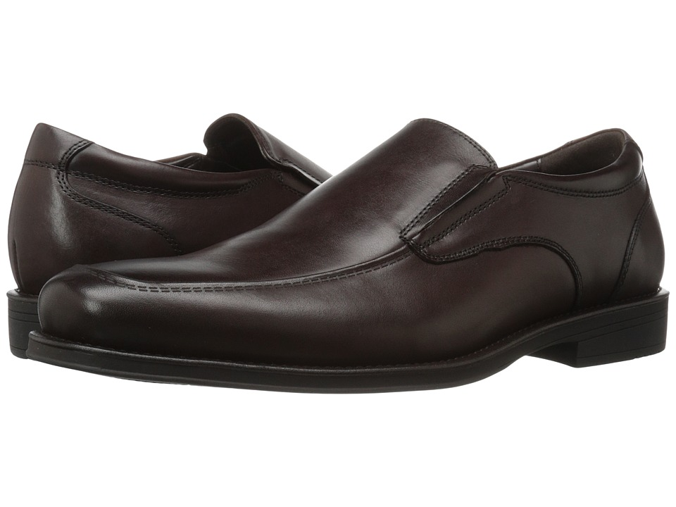Kenneth Cole Reaction - Hand Picked (Brown) Men's Slip on Shoes