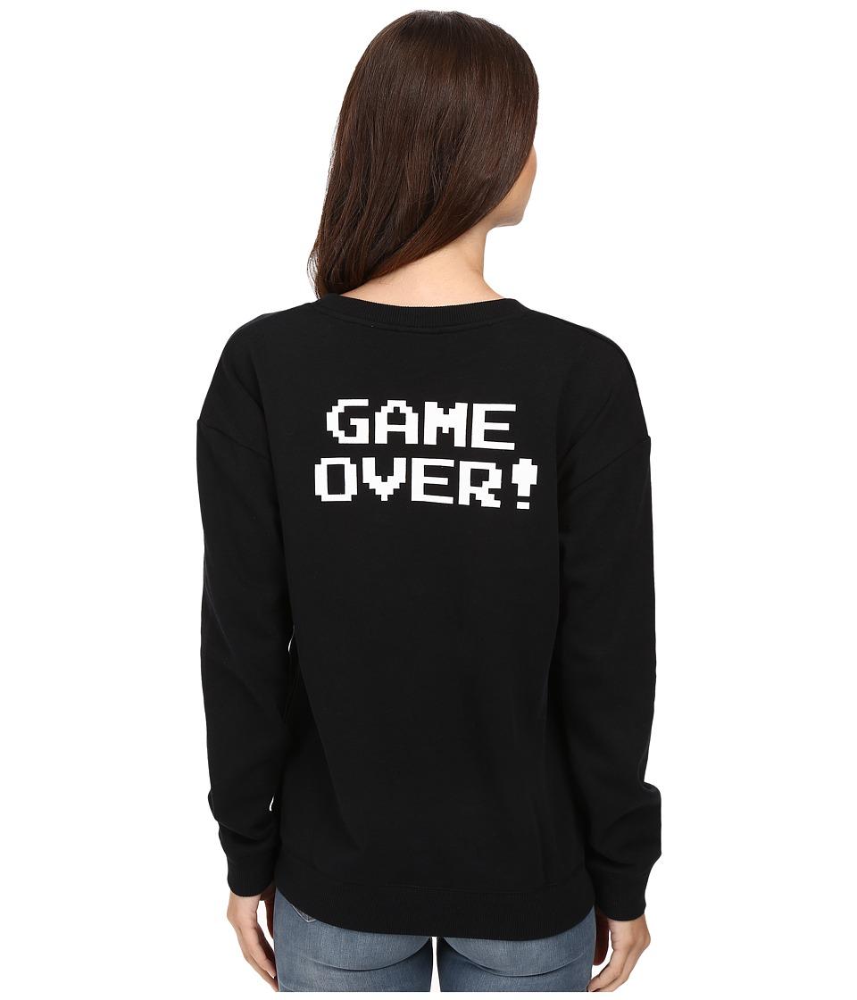 Vans - Mariover Fleece (Black) Women's Sweatshirt