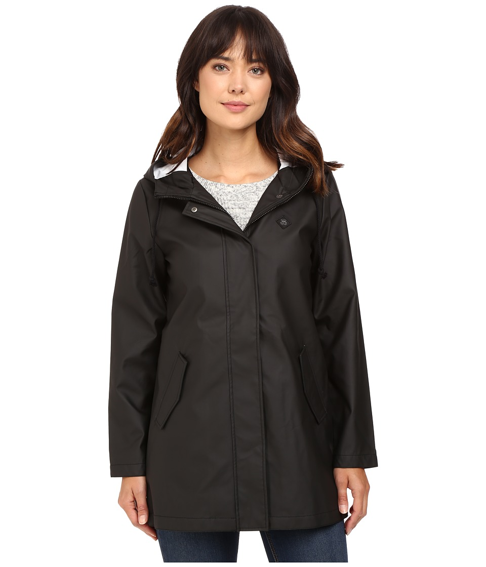 Vans - Mack Rain Slicker Mountain Edition (Black) Women's Coat