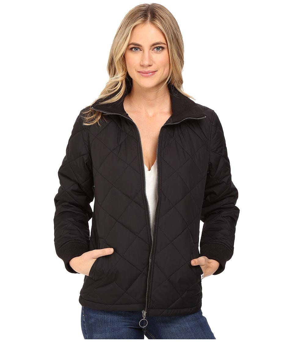 Vans - Diggit Jacket Mountain Edition (Black) Women's Coat