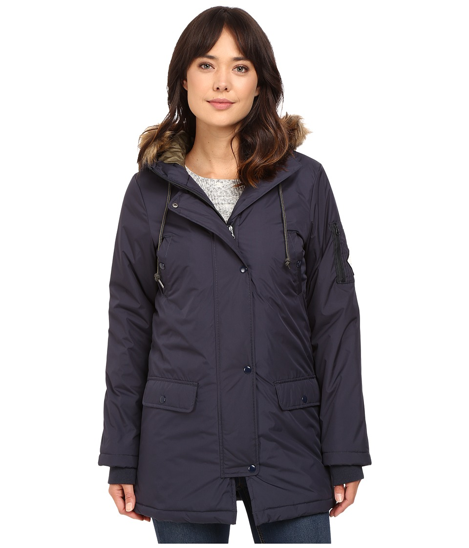Vans - Fuego Parka Mountain Edition (Parisian Night) Women's Coat