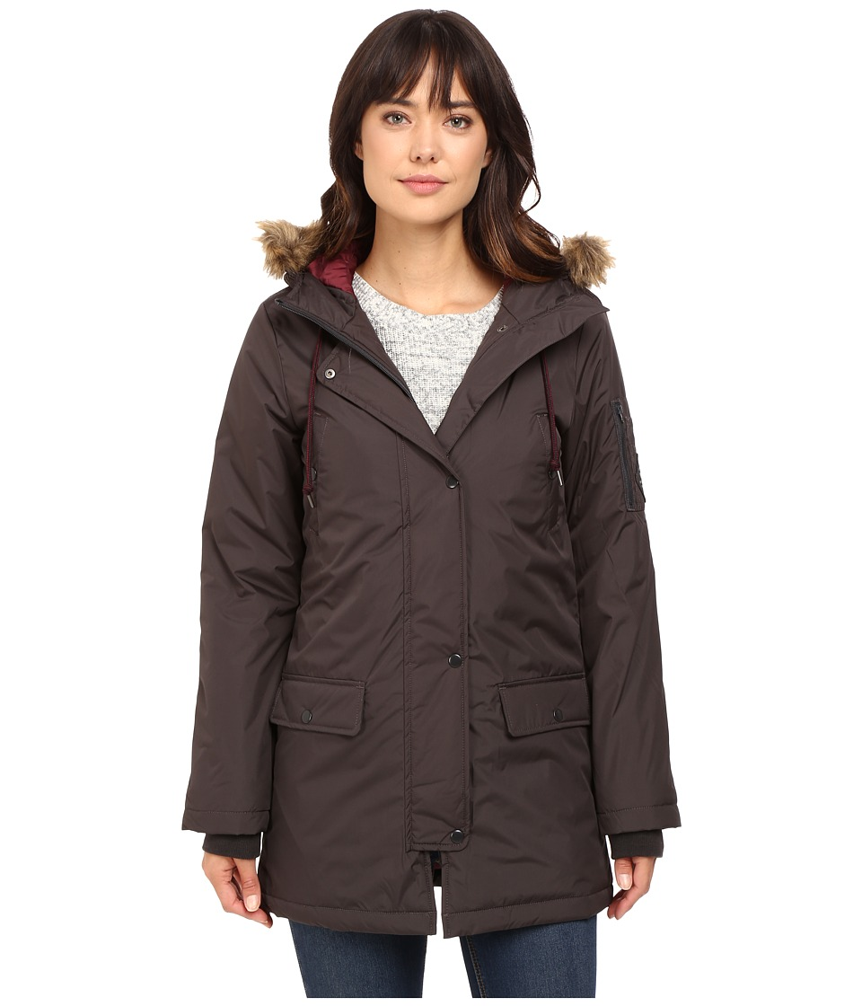 Vans - Fuego Parka Mountain Edition (Phantom) Women's Coat