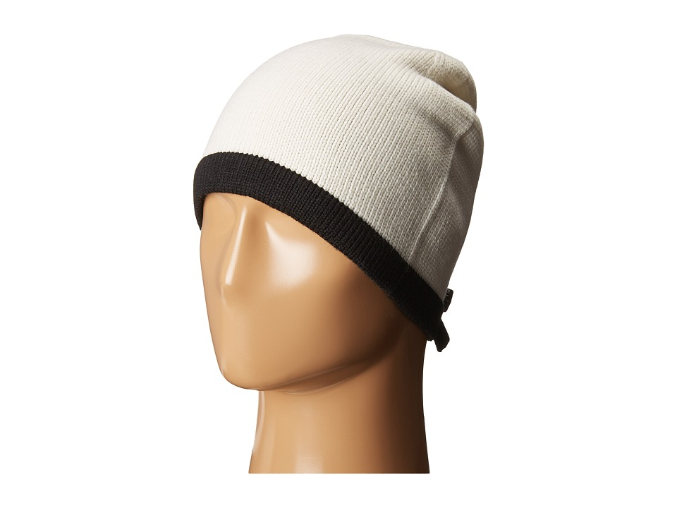 Kate Spade New York - Contrast Bow Beanie (Cream/Black) Beanies