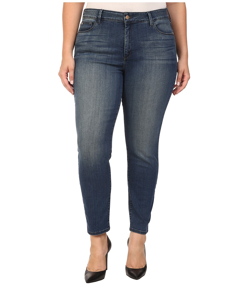 NYDJ Plus Size - Plus Size Alina Legging Jeans in Montpellier (Montpellier) Women's Jeans