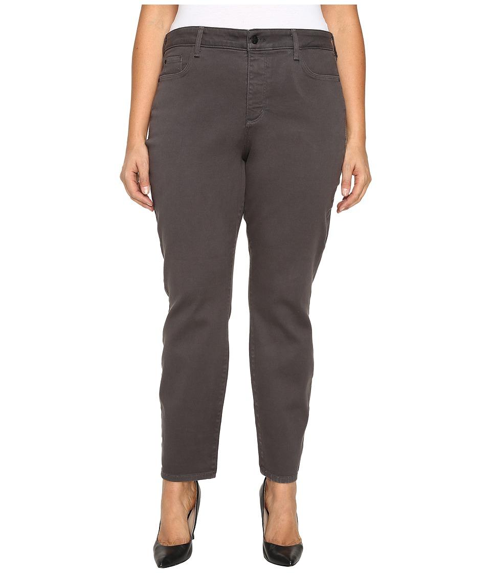 NYDJ Plus Size - Plus Size Alina Legging Jeans in Super Sculpting Denim in Titanium (Titanium) Women's Jeans