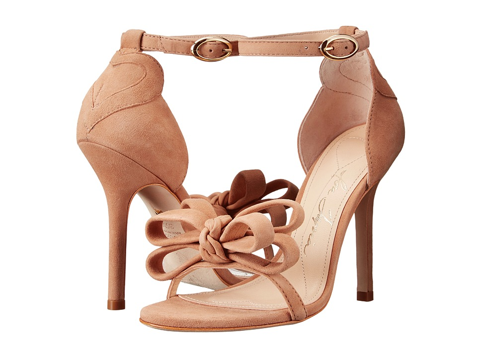 Isa Tapia - Shelby (Summer Sand Suede) Women's Shoes