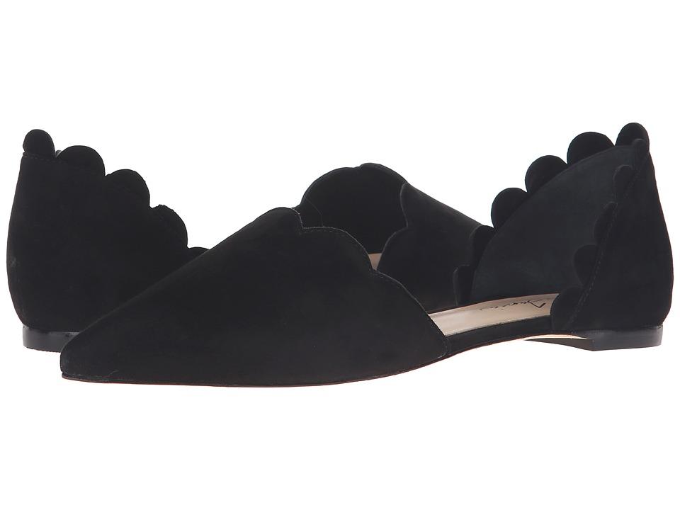 Isa Tapia - Garcia (Black Suede) Women's Shoes