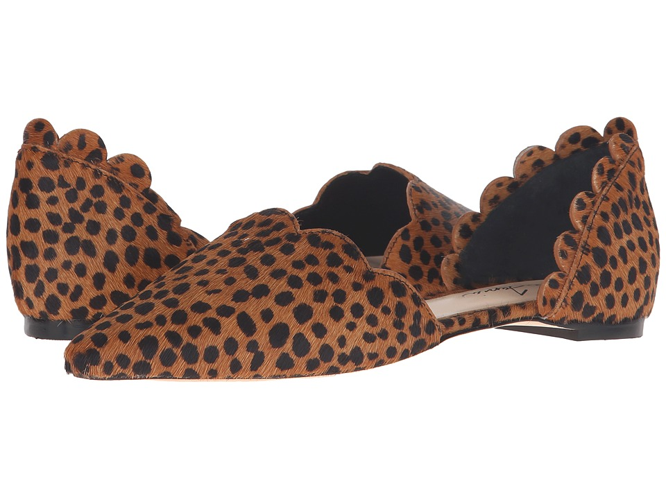 Isa Tapia - Garcia (Leopard Hair) Women's Shoes