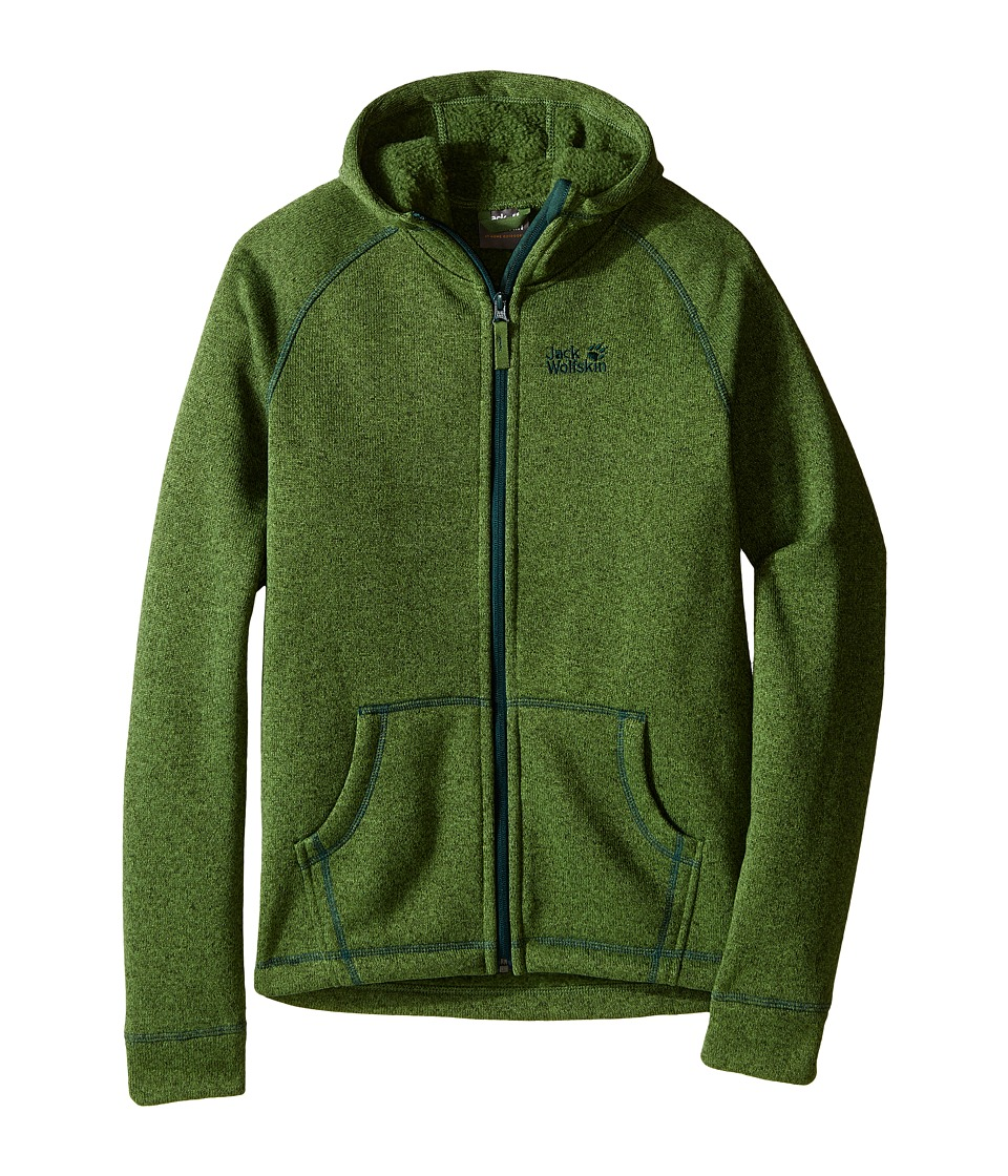 Jack Wolfskin Kids - Caribou Lodge (Infant/Toddler/Little Kids/Big Kids) (Deep Forest) Boy's Coat