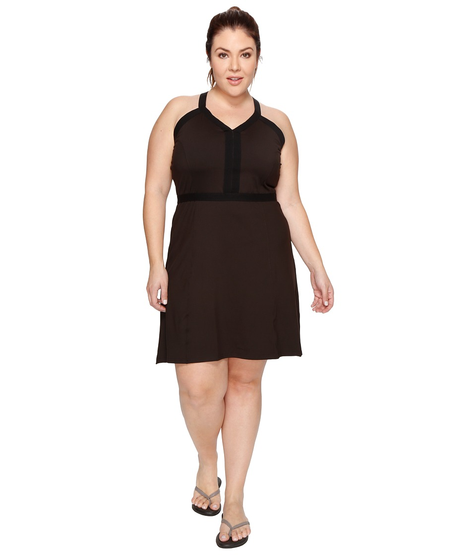Soybu - Plus Size Amble Dress (Black) Women's Dress