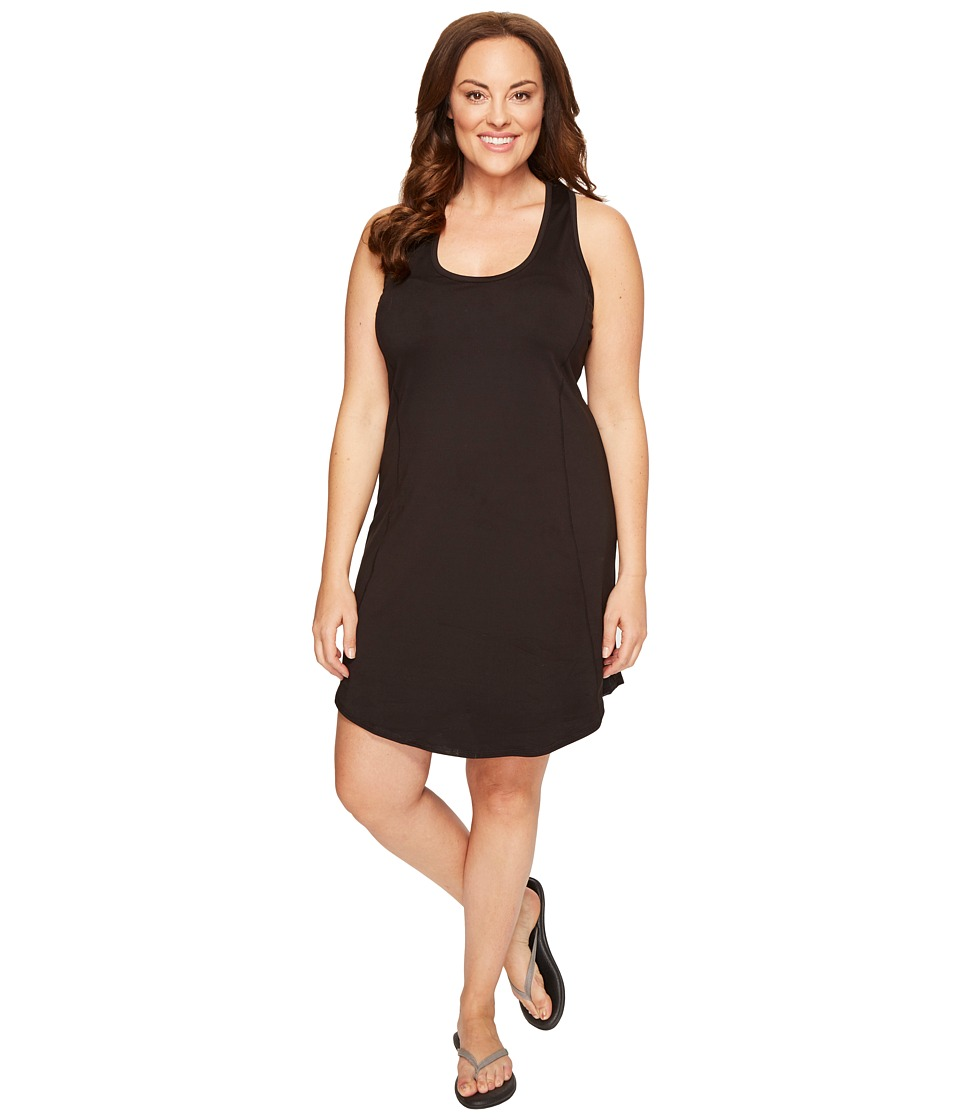 Soybu - Plus Size Cruiser Dress (Black) Women's Dress
