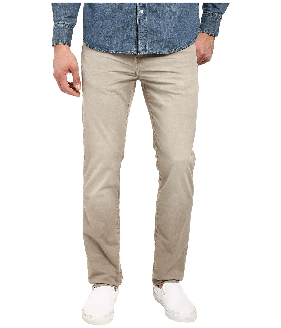 J Brand - Kane Slim Straight in Thrashed Grainseed (Thrashed Grainseed) Men's Jeans