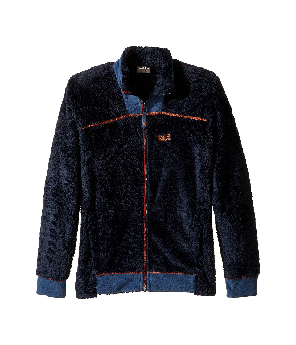 Jack Wolfskin Kids - Polar Bear (Infant/Toddler/Little Kids/Big Kids) (Night Blue) Boy's Coat