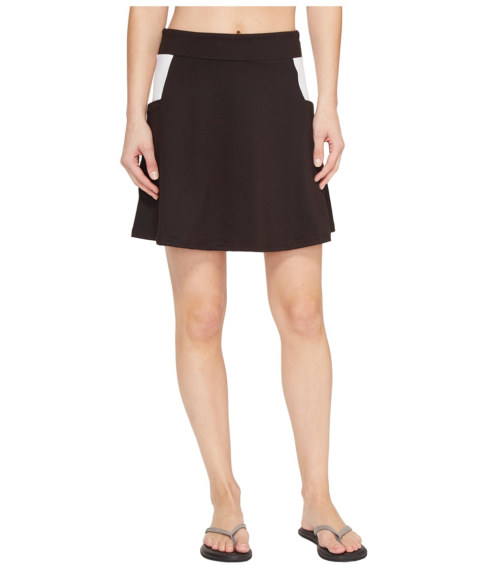 Soybu Flirt Skirt (Black) Women