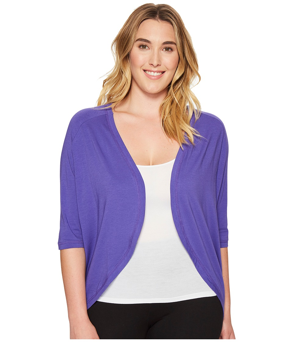 Soybu - Plus Size Crosstown Cardigan (Ultra) Women's Sweater