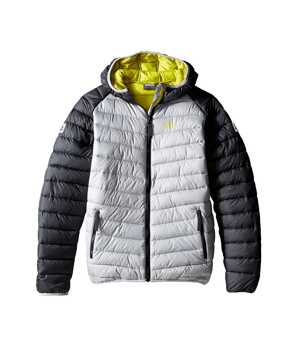 Jack Wolfskin Kids - Zenon Jacket (Infant/Toddler/Little Kids/Big Kids) (Alloy) Boy's Coat