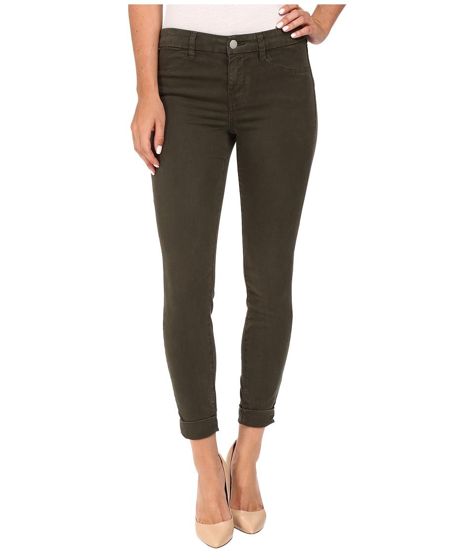 J Brand - Anja Cuff Clean Crop in Caledon (Caledon) Women's Jeans