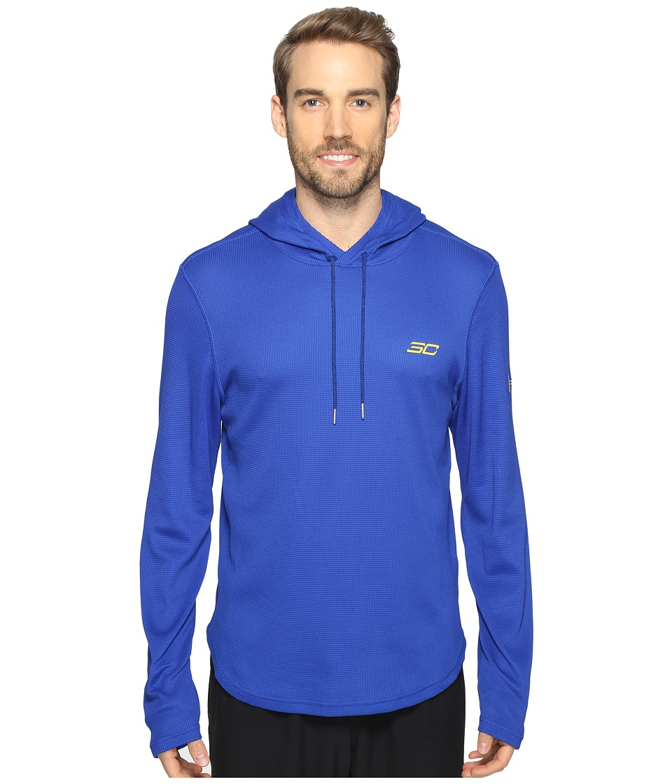 Under Armour - SC30 Thermal Hoodie (Royal/Midnight Navy) Men's Sweatshirt
