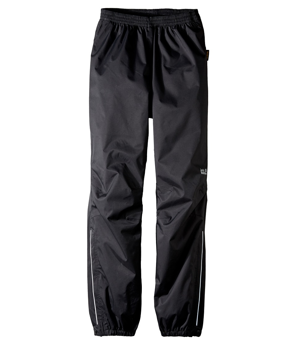 Jack Wolfskin Kids - Iceland 3-in-1 Pants (Infant/Toddler/Little Kids/Big Kids) (Black) Kid's Casual Pants