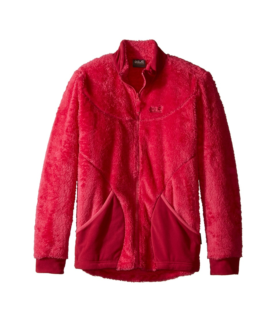 Jack Wolfskin Kids - Polar Bear (Infant/Toddler/Little Kids/Big Kids) (Pink Raspberry) Girl's Coat