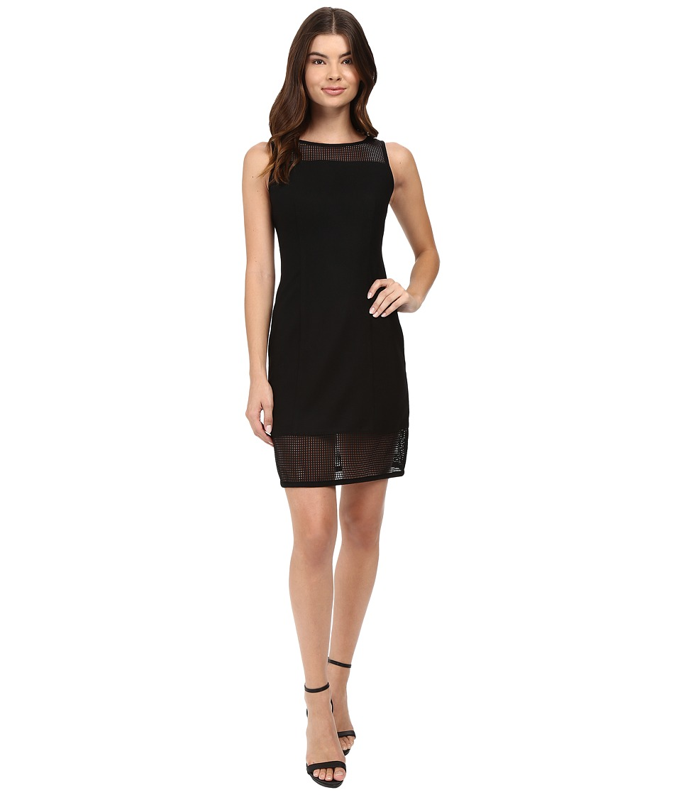 Susana Monaco Rachel Dress (Black) Women