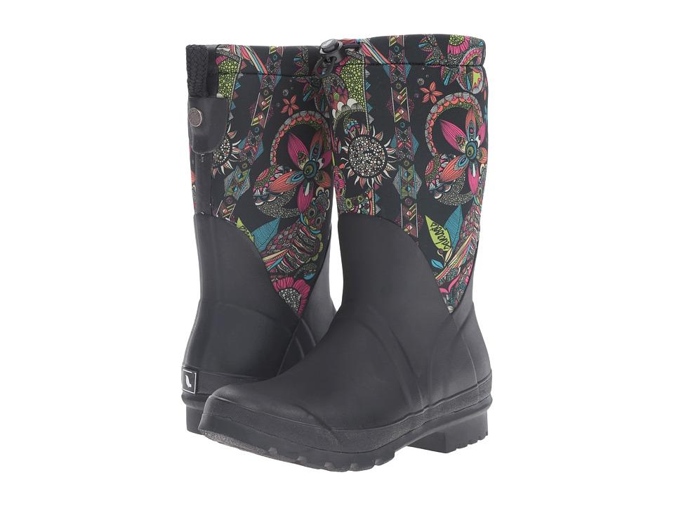 Sakroots - Mezzo (Neon Spirit Desert) Women's Pull-on Boots